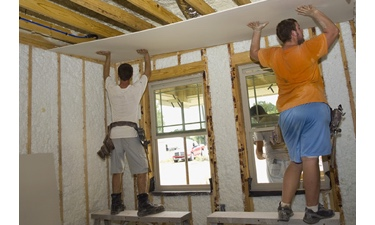 Plafonds 101 plafond suspendu c plafond de gypse for Install consul